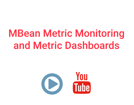 WebLogic JMX MBean Metric Monitoring Tutorial and WLSDM MBean Dashboards