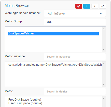 Custom WebLogic JMX MBeans